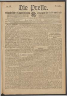 Die Presse 1912, Jg. 30, Nr. 59 Zweites Blatt, Drittes Blatt, Viertes Blatt, Fünftes Blatt