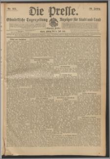 Die Presse 1912, Jg. 30, Nr. 155 Zweites Blatt, Drittes Blatt
