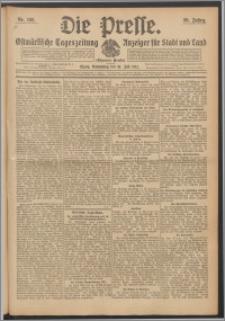 Die Presse 1912, Jg. 30, Nr. 166 Zweites Blatt, Drittes Blatt
