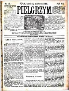Pielgrzym, pismo religijne dla ludu 1881 nr 116