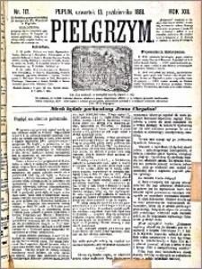 Pielgrzym, pismo religijne dla ludu 1881 nr 117