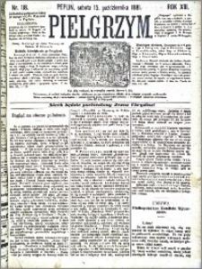 Pielgrzym, pismo religijne dla ludu 1881 nr 118
