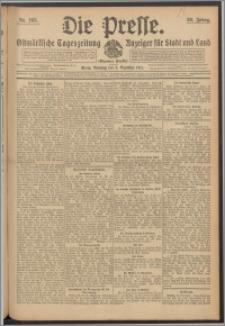 Die Presse 1912, Jg. 30, Nr. 283 Zweites Blatt, Drittes Blatt, Viertes Blatt