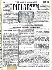 Pielgrzym, pismo religijne dla ludu 1881 nr 119