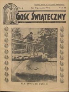 Gość Świąteczny 1935.01.27 R. XXXIX nr 4