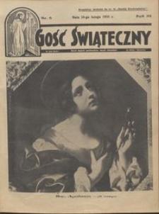 Gość Świąteczny 1935.02.10 R. XXXIX nr 6