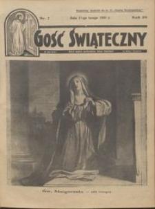 Gość Świąteczny 1935.02.17 R. XXXIX nr 7