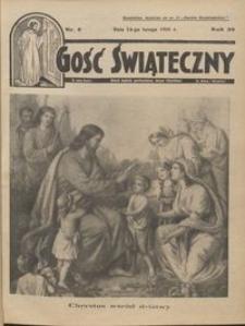 Gość Świąteczny 1935.02.24 R. XXXIX nr 8
