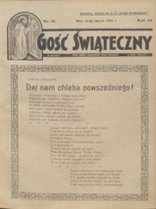Gość Świąteczny 1935.03.31 R. XXXIX nr 13