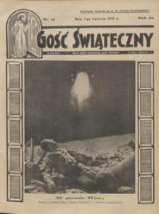 Gość Świąteczny 1935.04.07 R. XXXIX nr 14