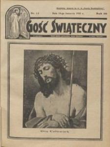 Gość Świąteczny 1935.04.14 R. XXXIX nr 15