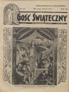 Gość Świąteczny 1935.04.21 R. XXXIX nr 16