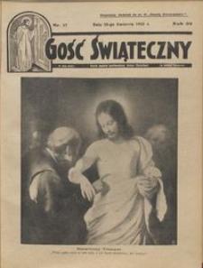 Gość Świąteczny 1935.04.28 R. XXXIX nr 17