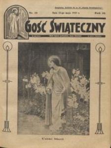 Gość Świąteczny 1935.05.12 R. XXXIX nr 19