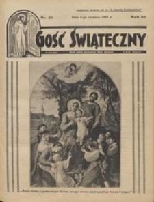 Gość Świąteczny 1935.06.02 R. XXXIX nr 22
