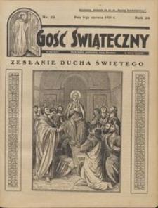 Gość Świąteczny 1935.06.09 R. XXXIX nr 23