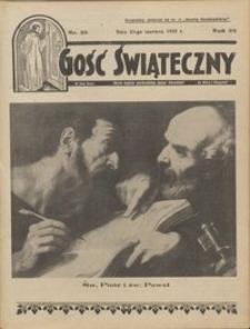 Gość Świąteczny 1935.06.30 R. XXXIX nr 26