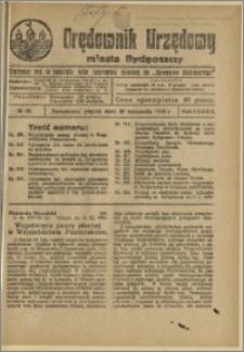 Orędownik Urzędowy Miasta Bydgoszczy, R.42, 1925, Nr 26