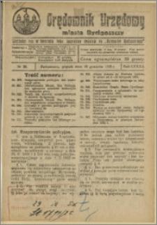 Orędownik Urzędowy Miasta Bydgoszczy, R.42, 1925, Nr 28