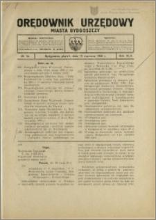 Orędownik Urzędowy Miasta Bydgoszczy, R.45, 1928, Nr 12