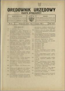 Orędownik Urzędowy Miasta Bydgoszczy, R.45, 1928, Nr 21