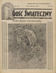 Gość Świąteczny 1935.07.07 R. XXXIX nr 27