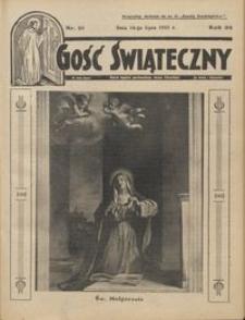 Gość Świąteczny 1935.07.14 R. XXXIX nr 28