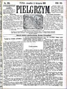 Pielgrzym, pismo religijne dla ludu 1881 nr 126