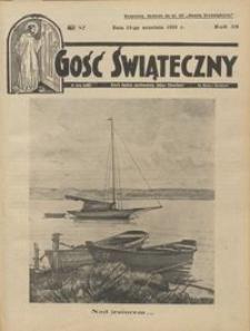 Gość Świąteczny 1935.09.15 R. XXXIX nr 37