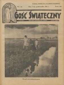 Gość Świąteczny 1935.10.13 R. XXXIX nr 41