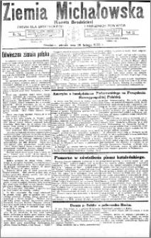 Ziemia Michałowska (Gazeta Brodnicka), R. 1933, Nr 24