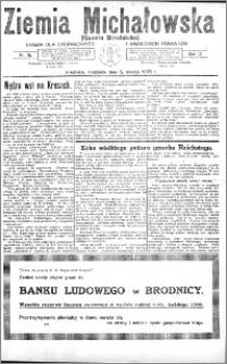 Ziemia Michałowska (Gazeta Brodnicka), R. 1933, Nr 26