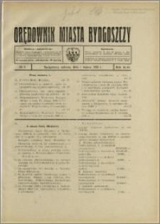 Orędownik Miasta Bydgoszczy, R.46, 1930, Nr 5