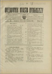 Orędownik Miasta Bydgoszczy, R.46, 1930, Nr 7
