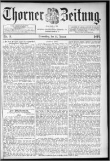 Thorner Zeitung 1894, Nr. 8