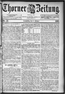 Thorner Zeitung 1894, Nr. 32