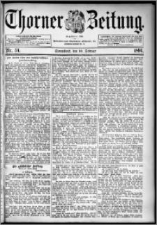 Thorner Zeitung 1894, Nr. 34