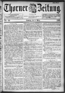 Thorner Zeitung 1894, Nr. 59 Erstes Blatt