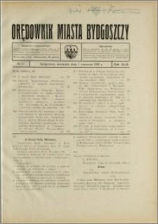 Orędownik Miasta Bydgoszczy, R.46, 1930, Nr 11