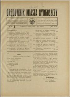 Orędownik Miasta Bydgoszczy, R.46, 1930, Nr 13