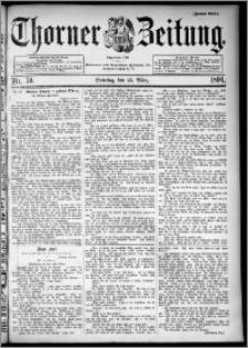Thorner Zeitung 1894, Nr. 70 Zweites Blatt