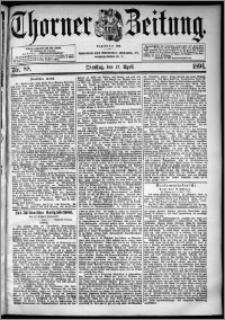 Thorner Zeitung 1894, Nr. 88