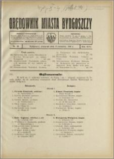 Orędownik Miasta Bydgoszczy, R.46, 1930, Nr 20