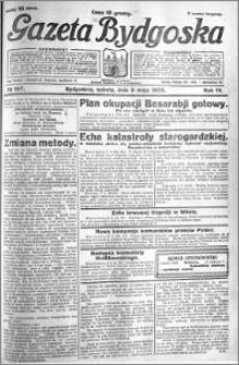 Gazeta Bydgoska 1925.05.09 R.4 nr 107