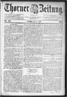 Thorner Zeitung 1894, Nr. 158