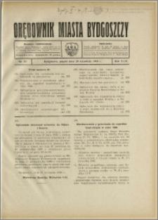 Orędownik Miasta Bydgoszczy, R.46, 1930, Nr 21
