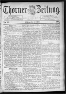 Thorner Zeitung 1894, Nr. 231