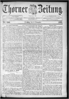 Thorner Zeitung 1894, Nr. 260