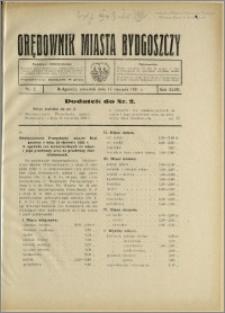 Orędownik Miasta Bydgoszczy, R.47, 1931, Nr 2