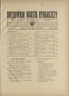 Orędownik Miasta Bydgoszczy, R.47, 1931, Nr 10